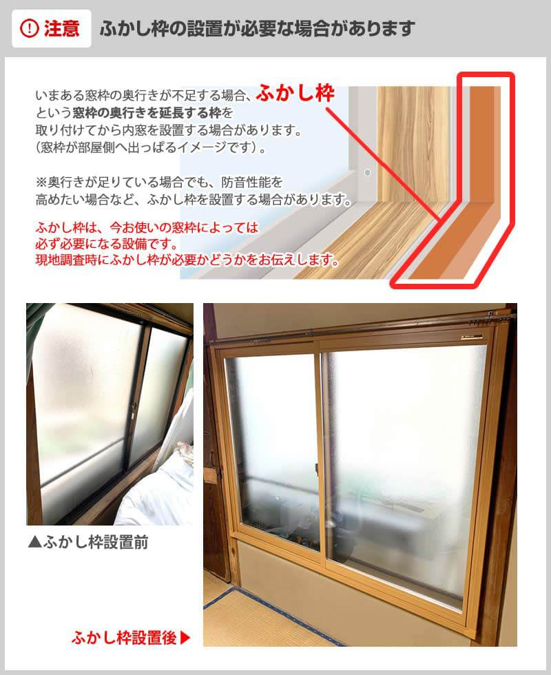 内窓・二重窓