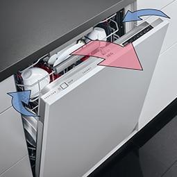 エアドライ AEG 食器洗い機