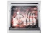 温風乾燥方式搭載 アイネクス 卓上(据え置き) 食器洗い機