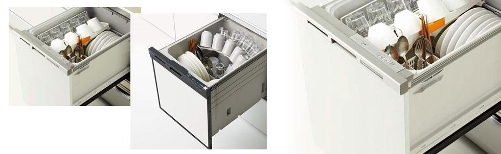 クリナップ ビルトイン 食器洗い機