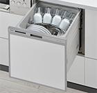 シンプル ビルトイン食洗機