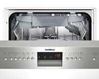 最大14人分の大容量 GAGGENAU 食器洗い機