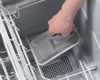 残さいフィルター パナソニック 食器洗い機