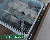 エコナビ パナソニック 食器洗い機