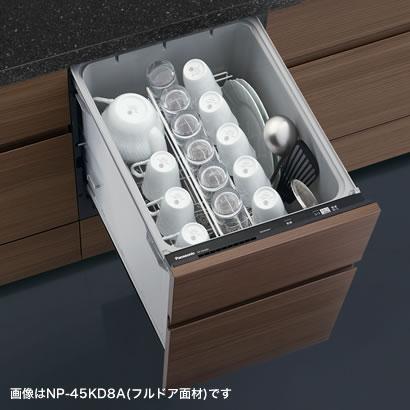 K8シリーズ パナソニック ビルトイン 食器洗い機・食洗機