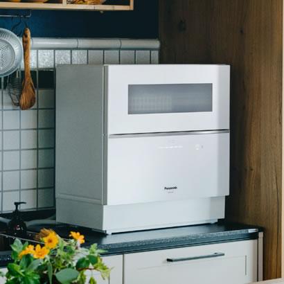 M8シリーズ パナソニック 卓上 据え置き 食器洗い機・食洗機