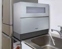 賃貸に設置OK パナソニック 卓上(据え置き) 食器洗い機