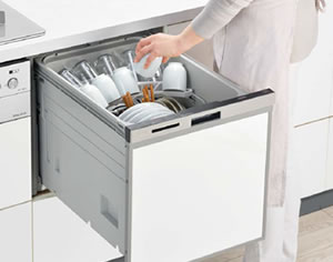 リンナイ ビルトイン 食洗機
