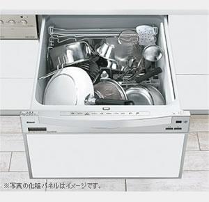 幅60cm スライド型 リンナイ ビルトイン 食器洗い機・食洗機