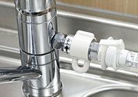 分岐水栓にも対応 シロカ 卓上(据え置き) 食器洗い機