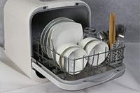 手洗いよりキレイ エスケイジャパン 卓上(据え置き) 食器洗い機