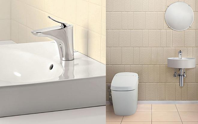 洗面水栓(蛇口)