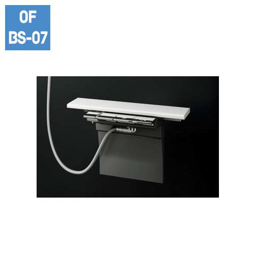 ライトタッチ水栓(メタルハンドル)ブラックカバー