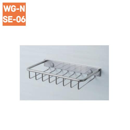 ワイヤーシェルフ 2段 材質:ステンレス